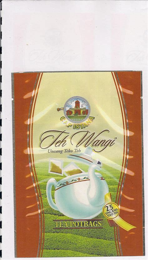 Teh Wangi halal products manufacturers suppliers buyers at