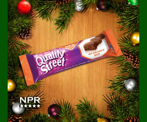 quality street orange bar review  product reviews