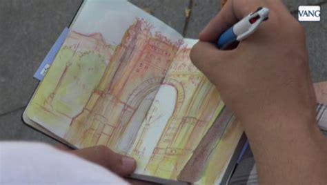 que es sketchbook sketching el arte urbano 2 0