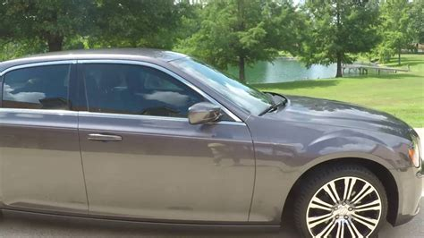 2013 Chrysler 300s For Sale by 2013 Chrysler 300s Granite Metallic Beats Loaded For Sale