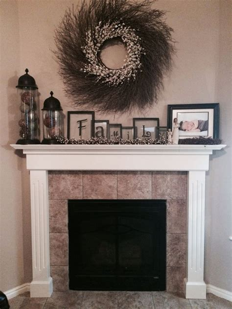 Fireplaces For Decoration by 25 Best Ideas About Fireplace Mantel Decorations On