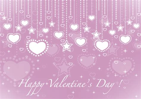 valentines card landscape templates free s day card design template 123freevectors