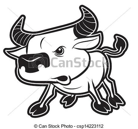vector clip art of taurus csp14223112 search clipart