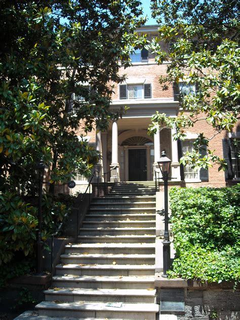 The Baker House by File Newton D Baker House Jpg Wikimedia Commons