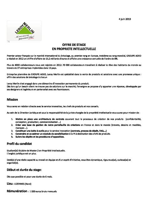 Lettre De Motivation Anglais Juriste Lettre De Motivation Stage Juriste Droit Social Document