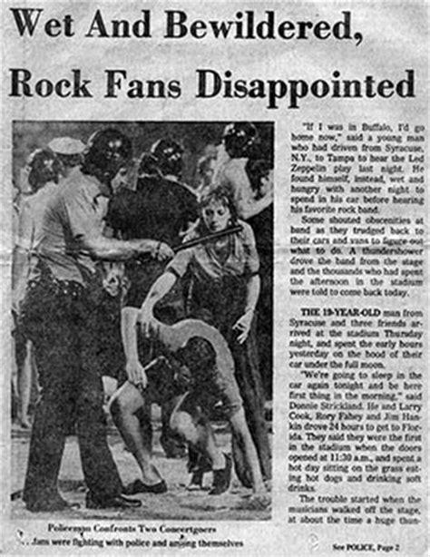 Concerts Led Zeppelin 1977