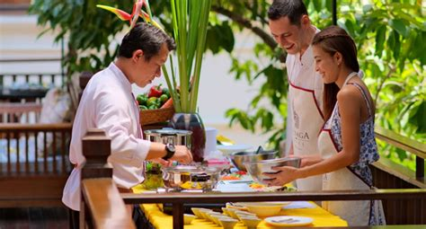Thai Country Kitchen by Thai Home Cooking School Grand Sukhumvit Hotel Bangkok