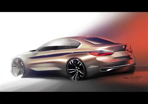 concept bmw bmw concept compact sedan previews 1 or 2 series sedan
