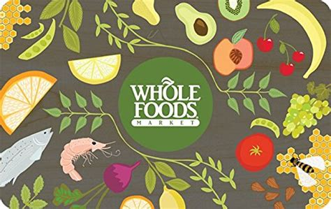 amazon com whole foods market gift cards e mail delivery gift cards - Does Whole Foods Sell Amazon Gift Cards