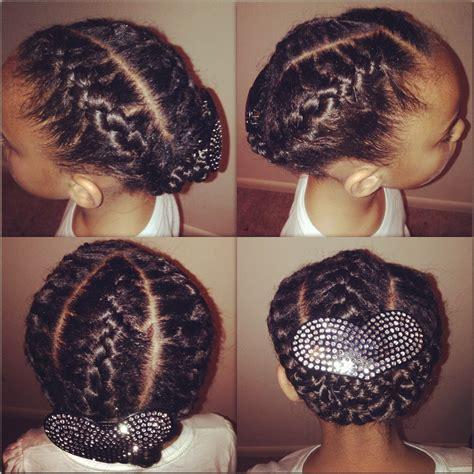 little kids hair braided into a bun goddess braid with bun sewn hair pinterest goddess