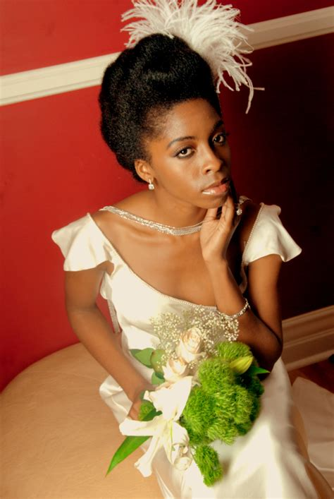 wedding hairstyles natural afro hair african naturalistas natural wedding hairstyles