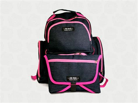 Travel Bag Hello Pink 900 hello world backpack changing mat dr diana du plessis