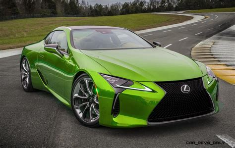 lexus lc500 2017 lexus lc500 colors visualizer black chrome looks