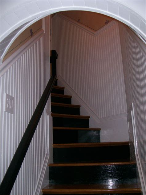 beadboard on stairs 48 best images about for the home on