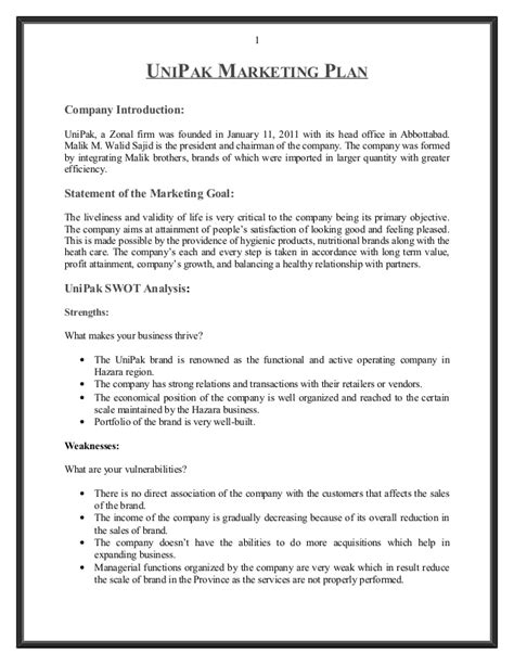 assignment report template my marketing plan assignment