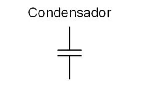 que es un capacitor simbolo componentes b 193 sicos electr 211 nicos condensadores