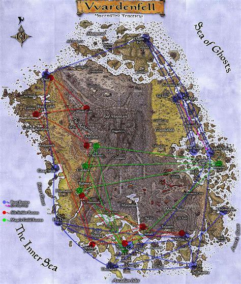 hm world city location map morrowind is coming to elder scrolls in june update