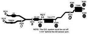Lexus Rx300 Exhaust System Diagram Lexus Rx300 Exhaust Diagram From Best Value Auto Parts