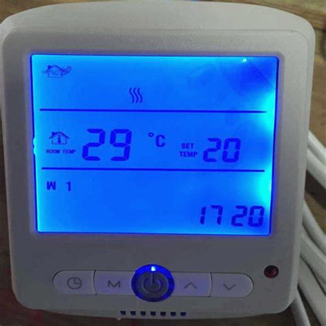 What Temperature Is Room Temperature Water by Temperature Controller Water Heating System Room Heating