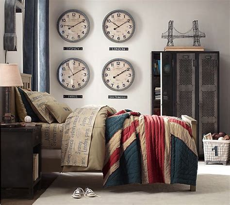 boys industrial bedroom industrial accents for a teenage boy s room the house