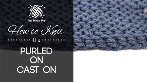 how to cast on stitches in the middle of knitting 17 best images about knitting reference cast on on