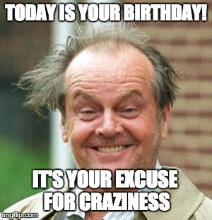Crazy Hair Meme - jack nicholson crazy hair imgflip
