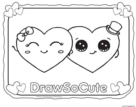 draw so cute videos activities games coloring pages