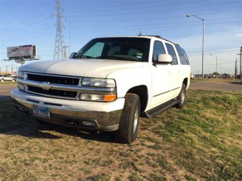 manual cars for sale 2003 chevrolet suburban 1500 electronic throttle control purchase used 2003 chevrolet suburban 1500 in dallas texas united states for us 6 250 00