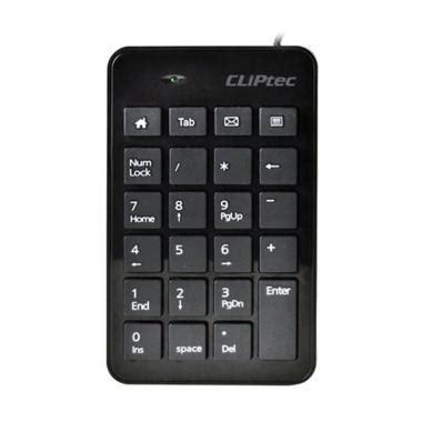 Keyboard Numerik cliptec blibli