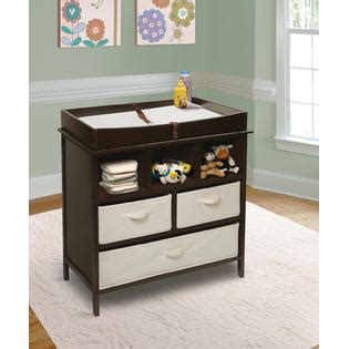 Badger Basket 26003 Estate Changing Table Espresso Badger Changing Table Espresso