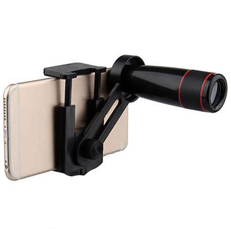 mobile lens 12x telephoto zoom universal mobile dslr lens