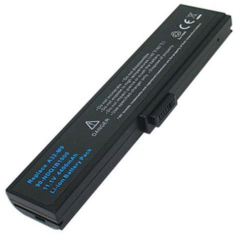 Baterai Asus M9 M9a M9f M9j M9v W7 W7e W7f W7j W7s W7sg 3 replacement asus m9a m9f m9v t76j w7f w7j a32 m9j a32 w7 battery