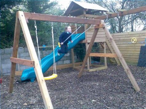 make your own swing how to make your own swing set with 4x4 lumber hunker