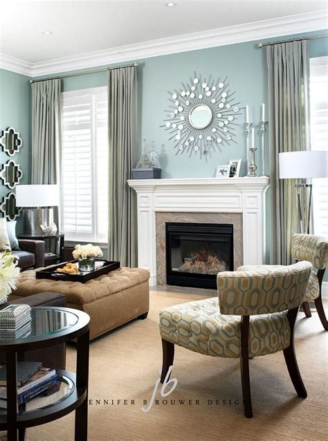 appealing paint color combinations living room