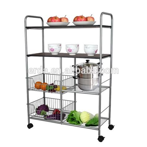 Kitchen Pantry Rack Storage Kitchen Cabinet Rolling Pantry Rack Shelf Buy
