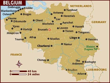 belgium map worldly rise belgium the land and the