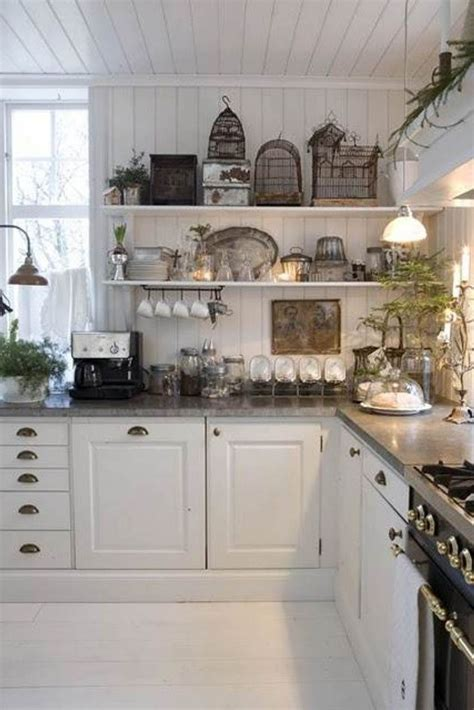 cottage style kitchen cabinets pretty cottage style kitchens home pinterest