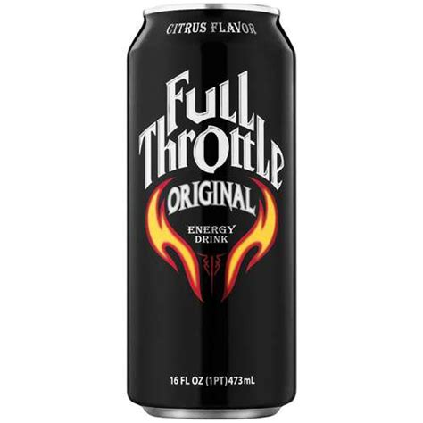 energy drink throttle throttle original energy drink 16 oz walmart