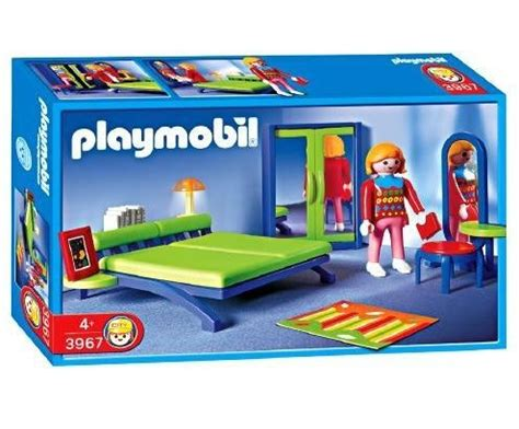 playmobil schlafzimmer playmobil 3967 modern house bedroom childhood india s