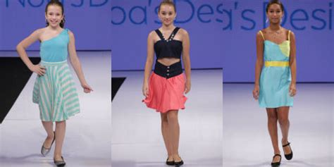 11 year old designer noa sorrell makes runway debut see meet noa sorrell the 11 year old who showed at la fashion