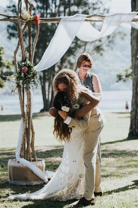 Low Key Sydney Wedding at Ku ring gai Chase National Park