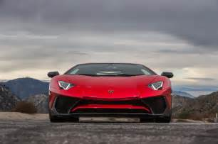 Lamborghini Aventador Front 2015 Lamborghini Aventador Review And Rating Motor Trend