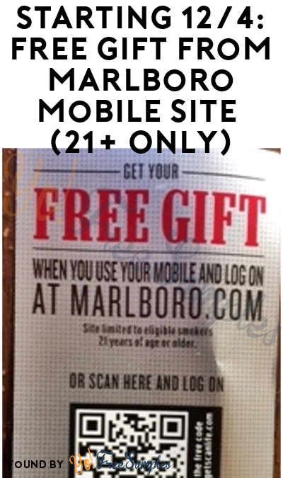 marlboro mobile free zippo gift from marlboro mobile site 21 only