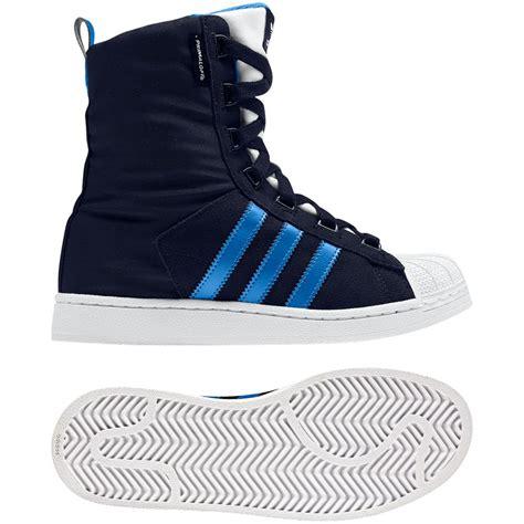 adidas sneaker boot adidas superstar boot k schuhe kinderschuhe boots hi top