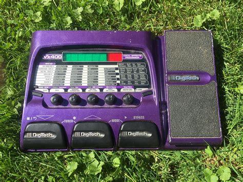Digitech Vx400 Effect Vocal digitech vx400 vocal effects processor reverb