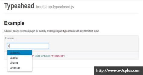 tutorial typeahead bootstrap bootstrap 最佳资源合集 转 爱程序网