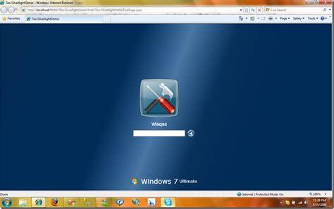 windows 8 explorer windows 7 s desktop simulation in silverlight