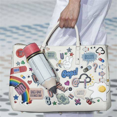 Get Look Bid On Johannsons Anya Hindmarch Bag by Anya Hindmarch Ss15 Collection See Amazing