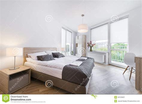 interior design moderno e comodo della da letto