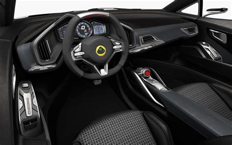 Lotus Interior by Image Lotus Esprit 2013 Interior